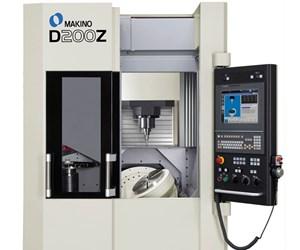 Makino D200Z CNC Five-Axis