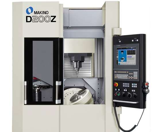 Makino D200Z CNC Five-Axis Machine Center
