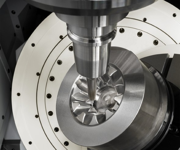 Makino D200Z CNC Five-Axis