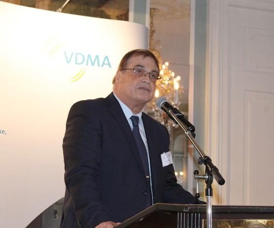 Lothar Horn, Managing Director of cutting tool manufacturer Paul Horn