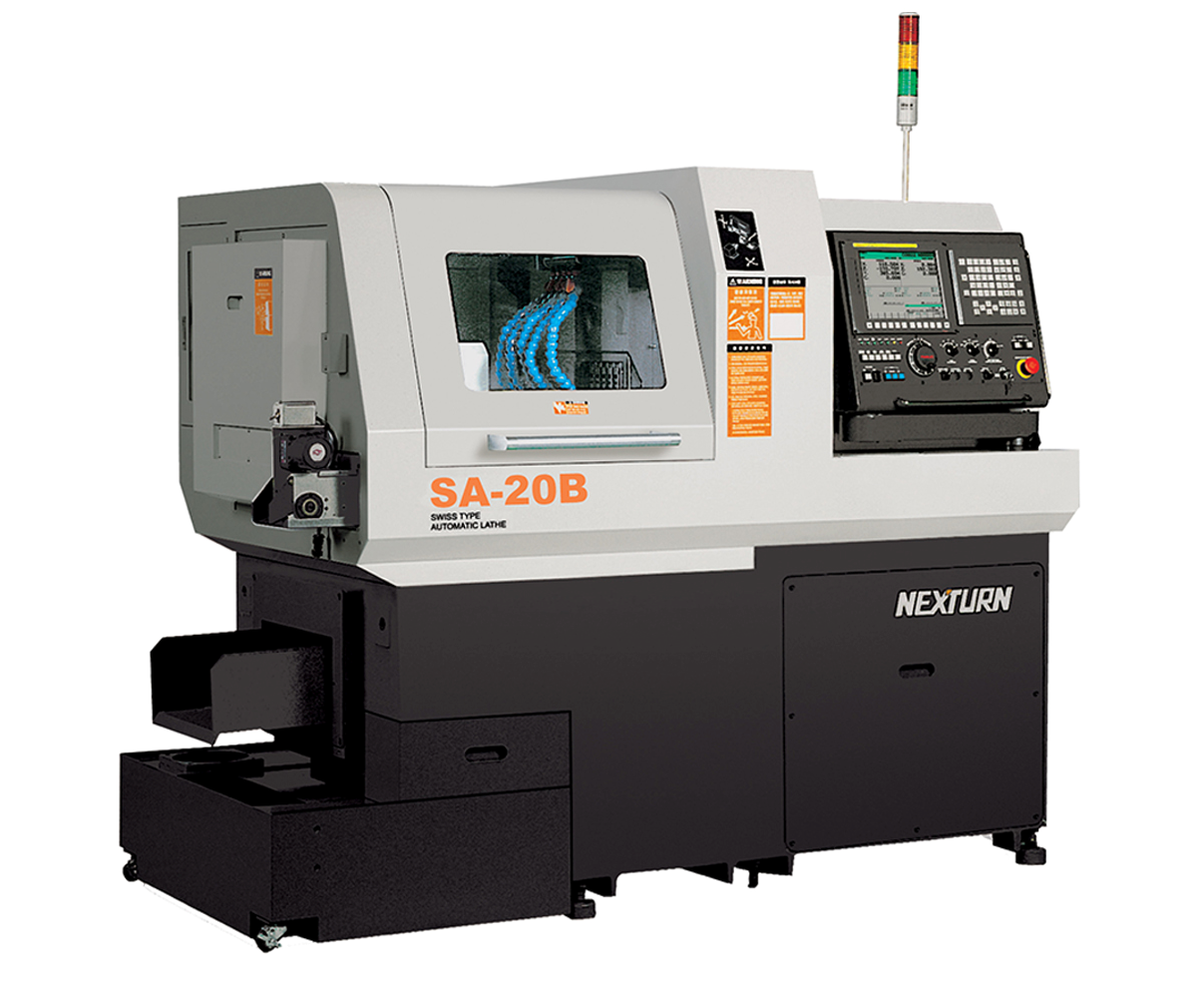 Nexturn SA-20B Absolute Machine Tools