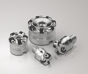 Seco's Secomax CS300 ceramic inserts and cutter bodies