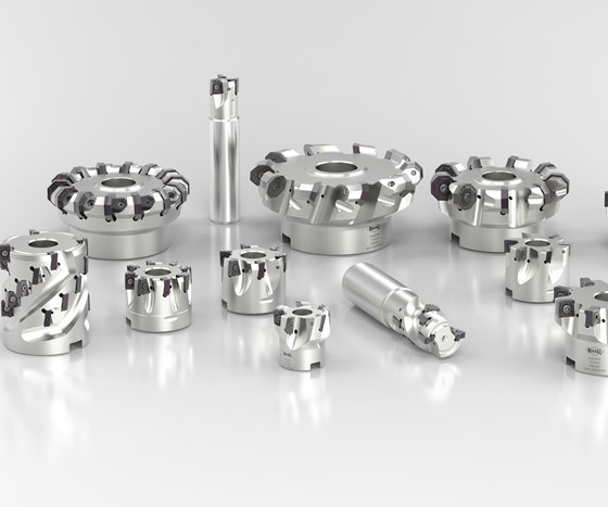 Mapal's radial ISO indexable inserts.