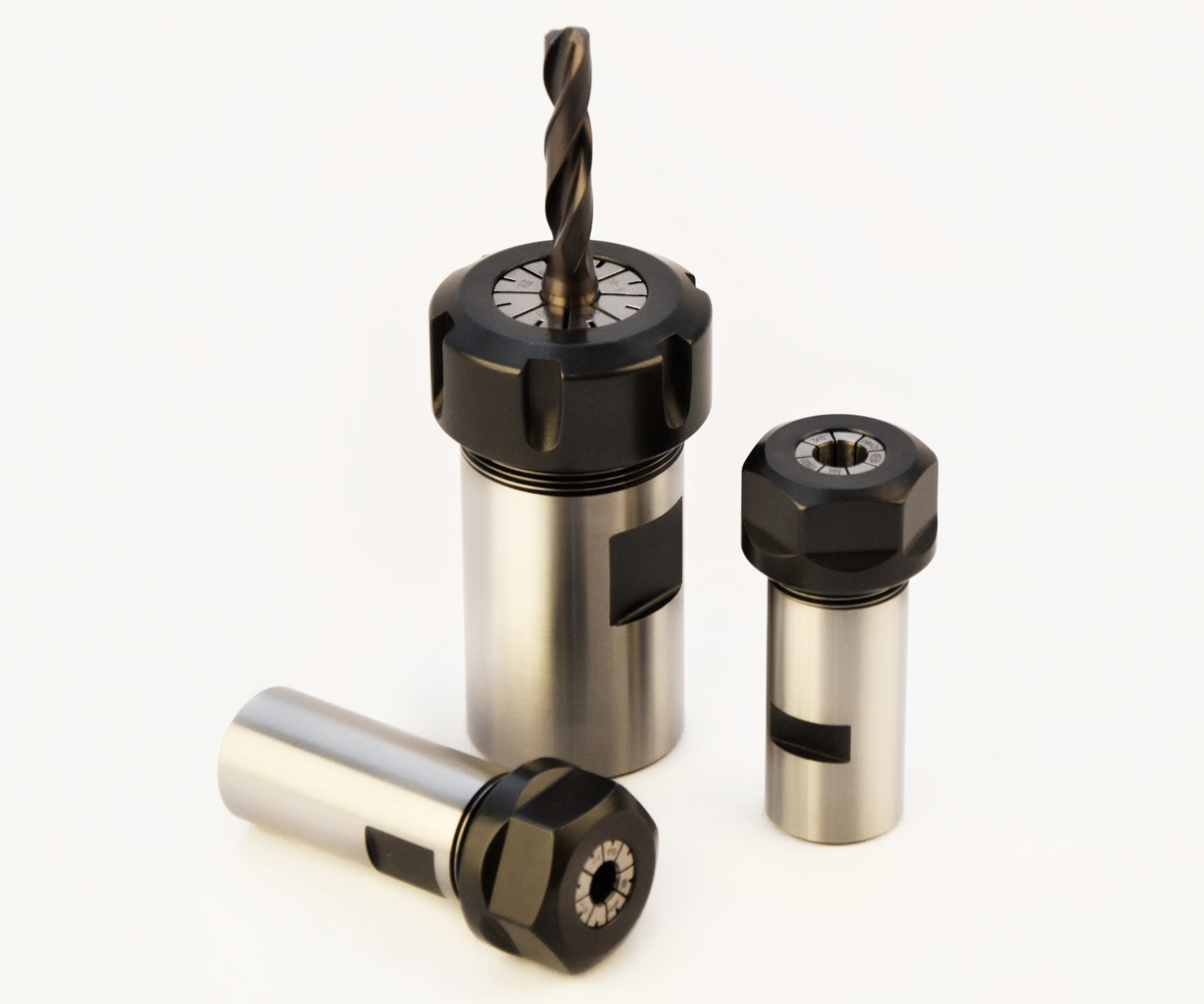 Jacobs taper rigid ER collet chucks from T.M. Smith Tool