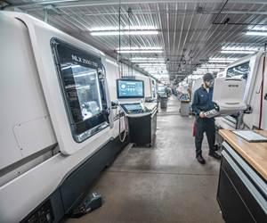 J&R Machine compara las horas de operación de la máquina con las horas de fuerza de trabajo de los empleados para crear un índice de productividad que les permita tomar decisiones más informadas sobre una amplia variedad de aspectos de su negocio.