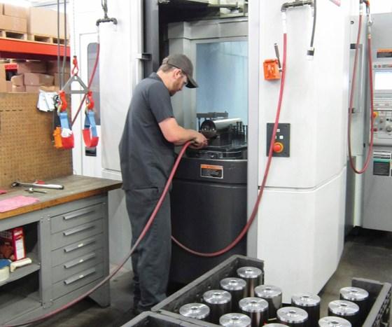 working on an HMC