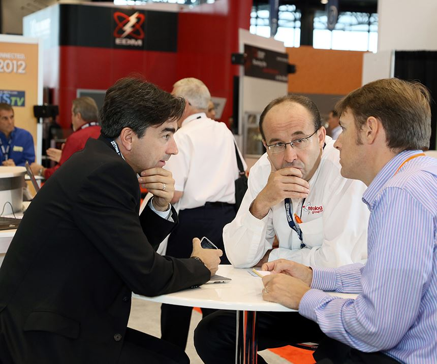 IMTS is home to North America's largest manufacturing community and network of technical experts.
