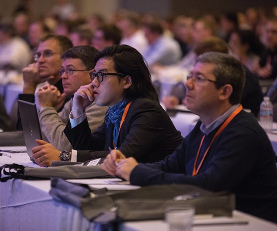 Conferences at IMTS offer hundreds of educational sessions covering topics such as manufacturing process, plant operations and emerging technology and trends