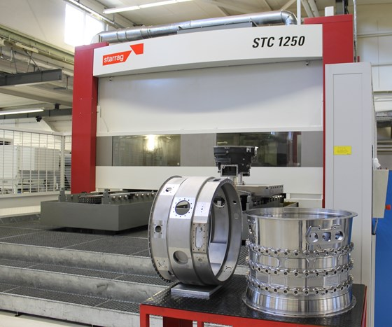 Starrag Turbine Technology Days STC1250