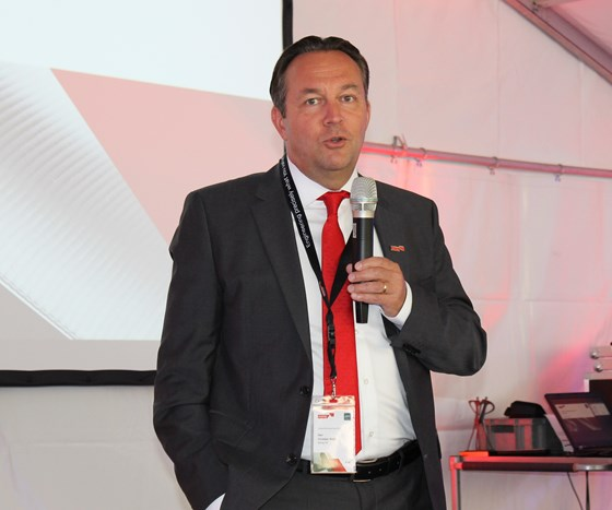 Starrag Group CEO Dr Chrisian Walti