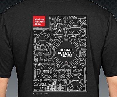IMTS 2018 t-shirt