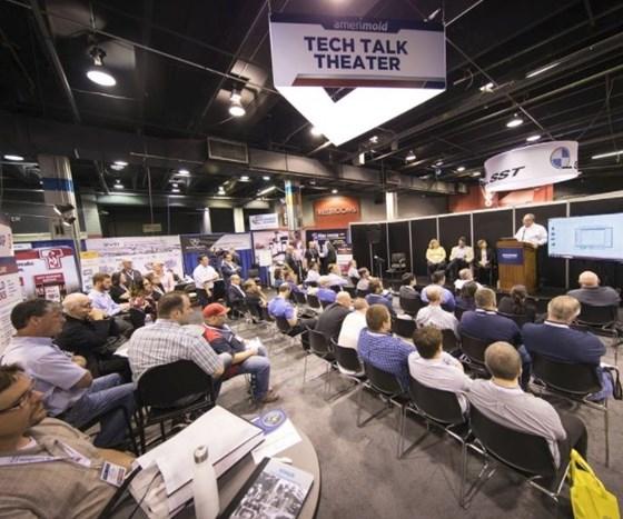 Tech Talk at Amerimold 2018