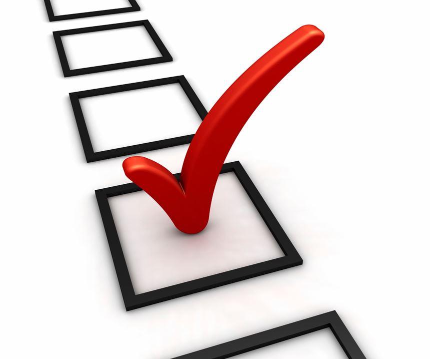 checklist for machine shop new job quoting