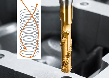 Emuge will display its Punch Tap tools at IMTS 2018.