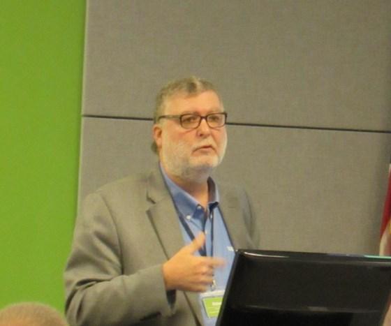 Bob Graff, senior sales manage, STEM Education, Yaskawa America.