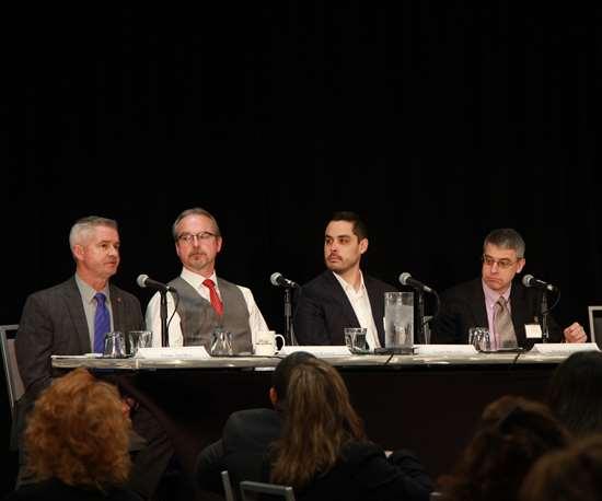 Ohio Manufacturing Summit Panel