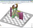 3D Systems will display its 3DXpert software at IMTS 2018.