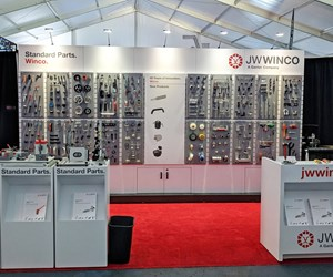 J.W. Winco IMTS Booth