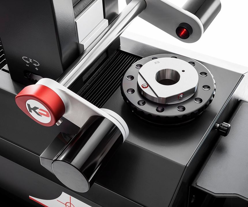 Koma Precision tool presetter