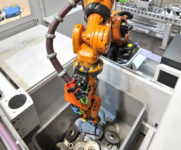 Liebherr Automation