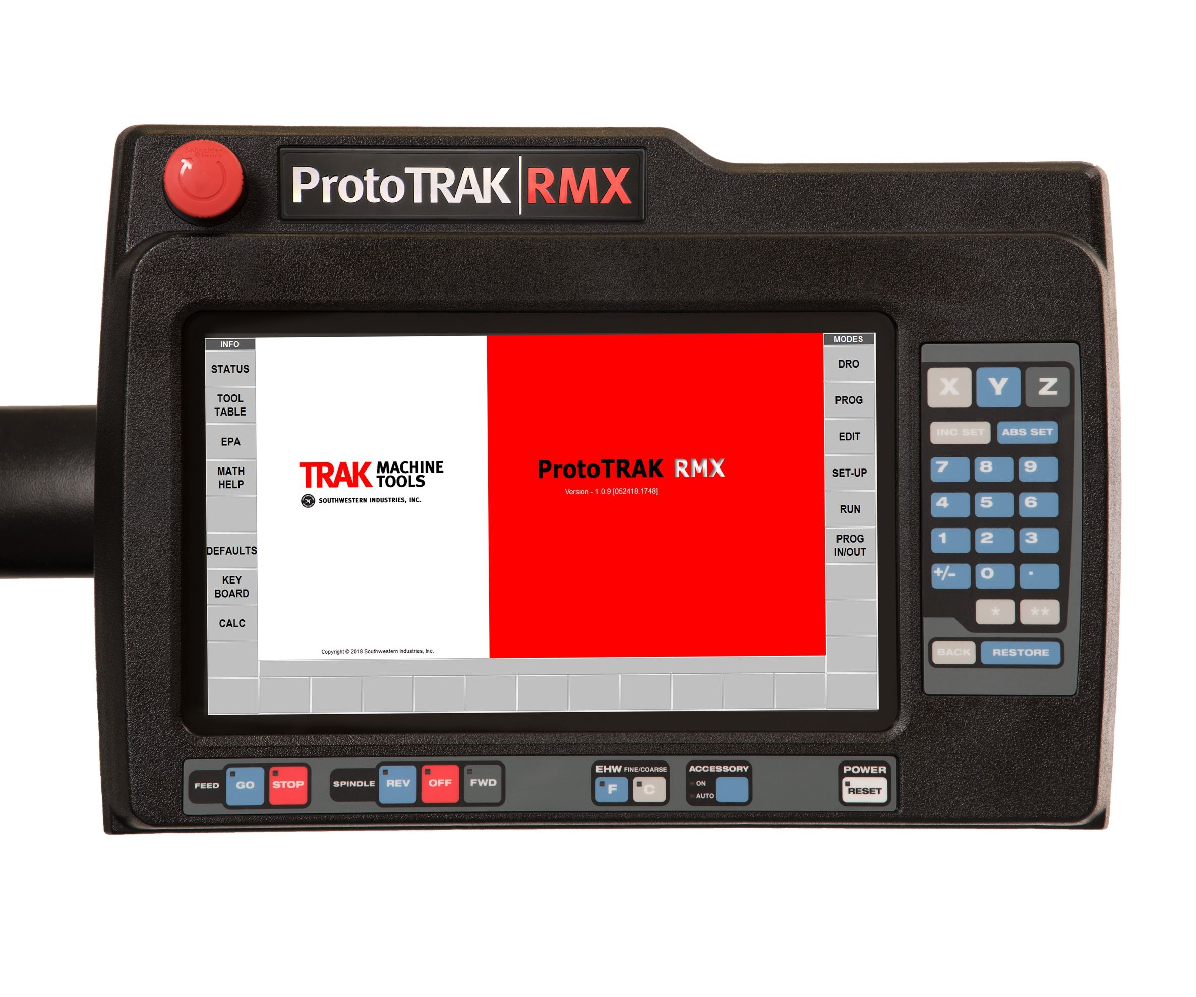 ProtoTrak RMX CNC from Trak Machine Tools/Southwestern Industries