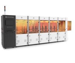3D Systems will display its Figure 4 3D printing platform at IMTS 2018.