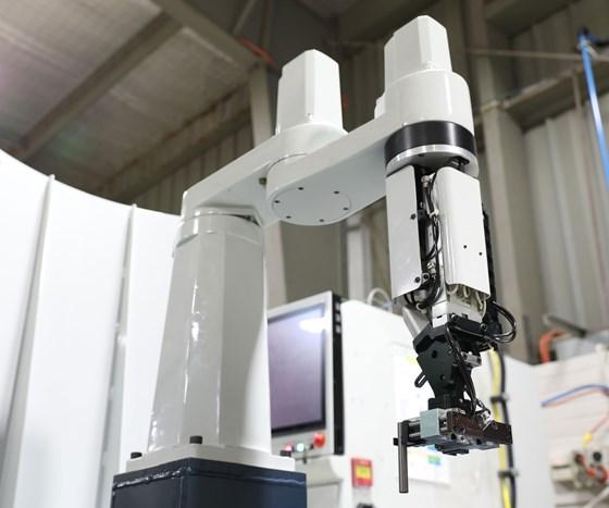 ANCA will display its AR300 robot loader at IMTS 2018.
