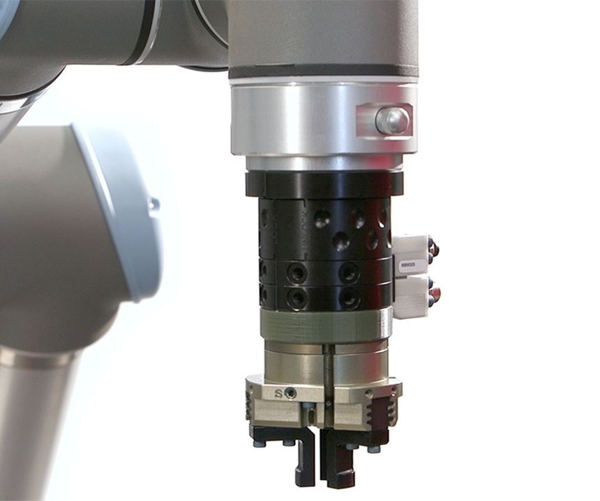 ATI Industrial Automation will display its MC-10 manual toolchanger at IMTS 2018.
