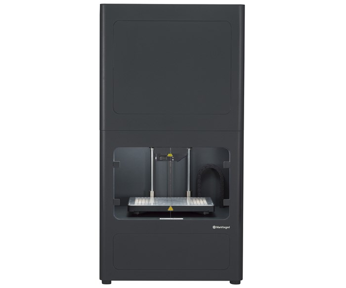 Big Systems will display Markforged's Metal X 3D printer at IMTS 2018.