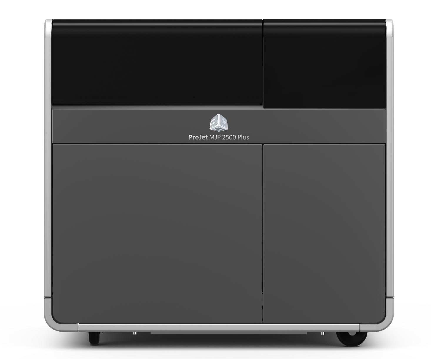 Cad Blu will display its ProJet MJP 2500 Plus 3D printer at IMTS 2018