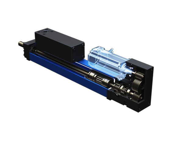 Creative Motion Control will display its roller screw actuators at IMTS 2018.