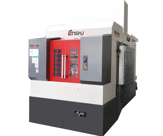 Enshu USA will display its GE40H HMC at IMTS 2018