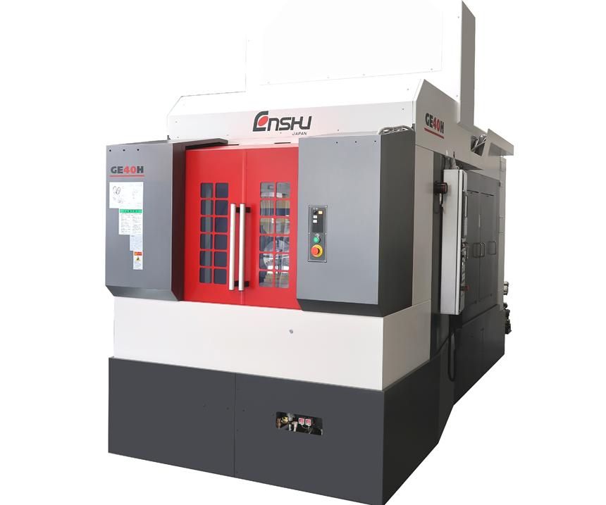 Enshu USA will display its GE40H HMC at IMTS 2018