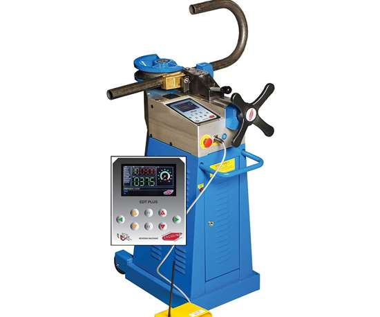 Ercolina will display its Super Bender Plus rotary draw tube and pipe bender at IMTS 2018.