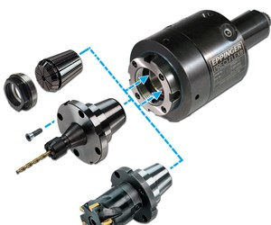 Exsys Tool will display its Preci-Flex line of toolholders at IMTS 2018.