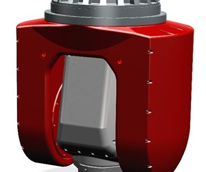 Fischer will display its D20 two-axis milling head at IMTS 2018.