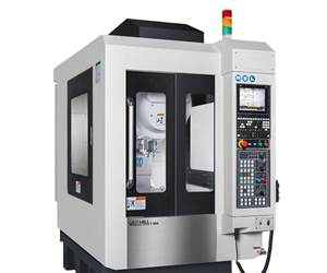 Ganesh Industries will display its GenMill T-500 mill/tap/drill center at IMTS 2018.