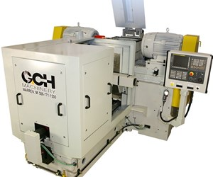 GCH Machinery double-disc