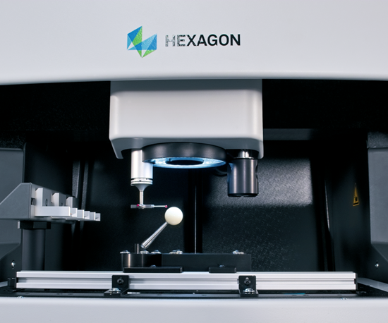 Hexagon Manufacturing Intelligence will display its Optiv Performance 322 CMM at IMTS 2018.