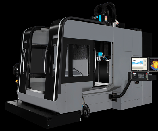 Hurco will feature its BXi line of CNC machines at IMTS 2018.