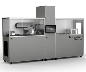 Impossible Objects will display its Model One Am machine at IMTS 2018.