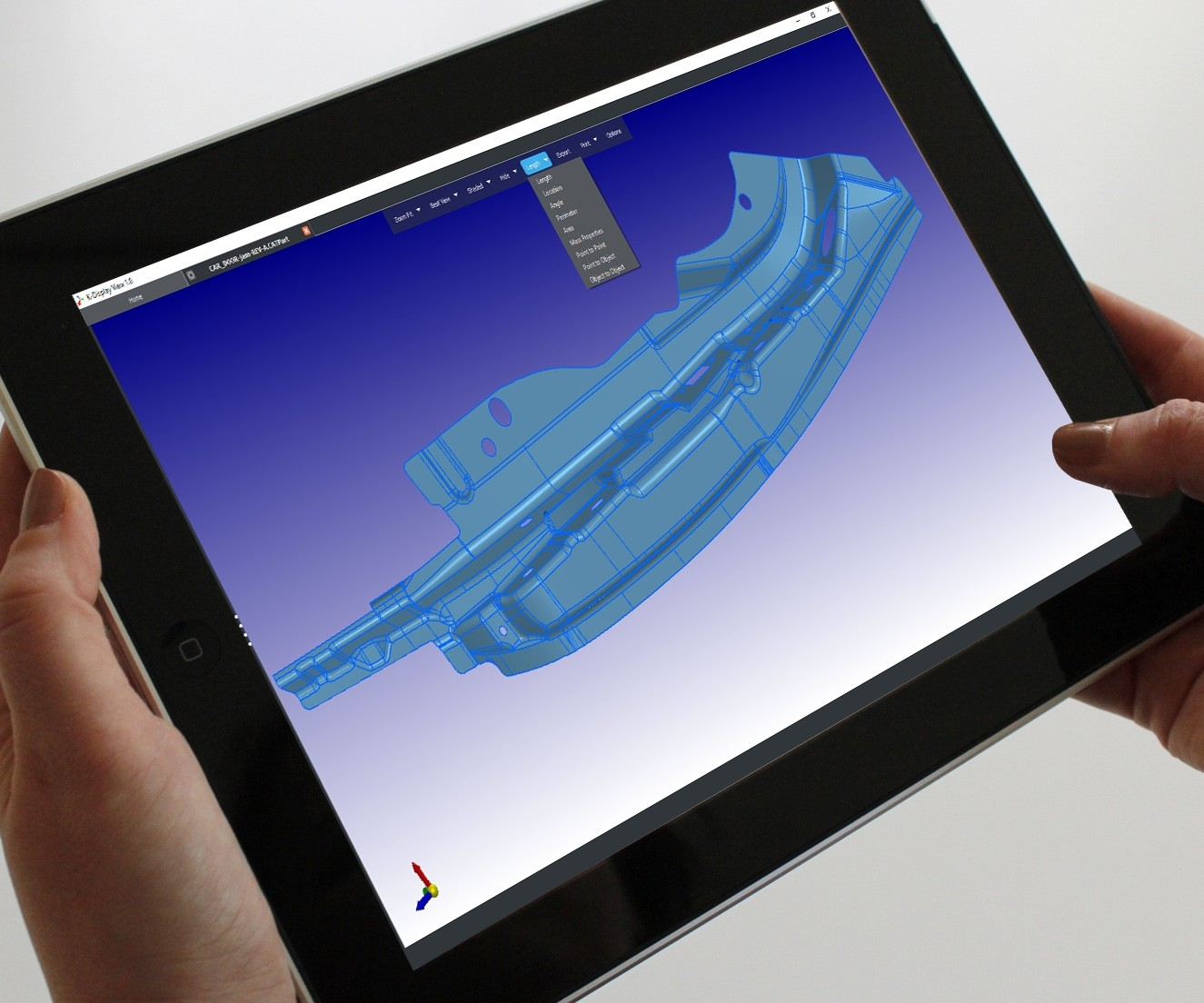 Kubotek3D will display its K-Display View applications at IMTS 2018.