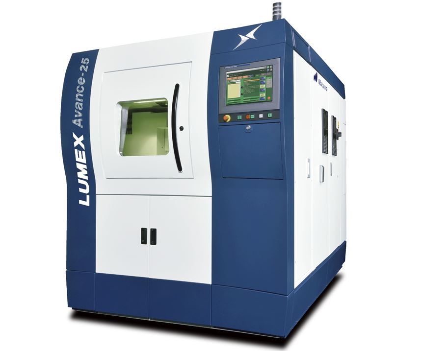Matsuura will display its Lumex Avance-25 hybrid milling machine at IMTS 2018.