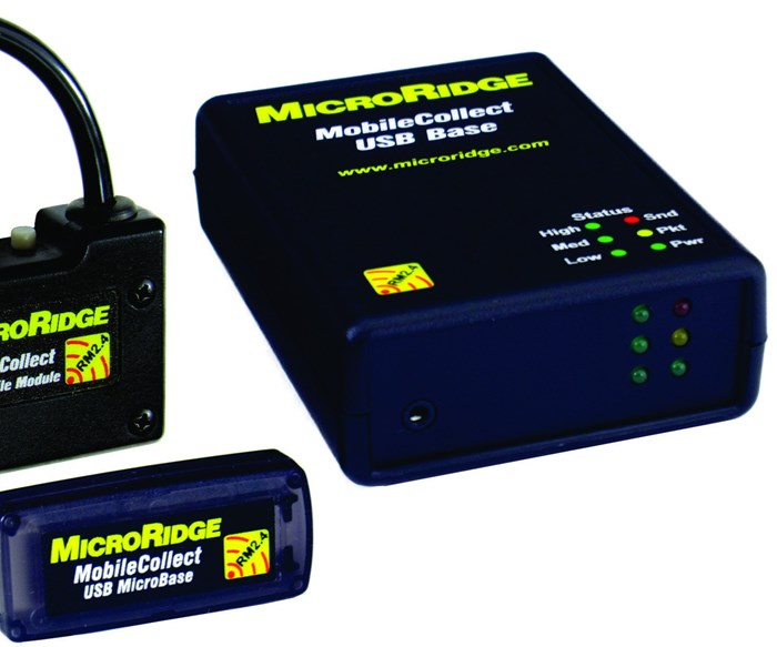 MicroRidge Systems will display its MobileCollect wireless measurement collection system at IMTS 2018.