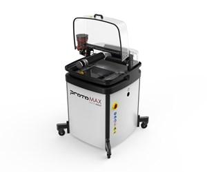 Omax ProtoMax waterjet system