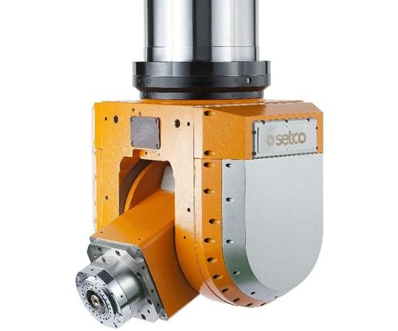 Setco will display its machining heads at IMTS 2018.
