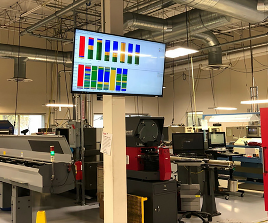 Shop Floor Automations will display its DataXchange software at IMTS 2018.