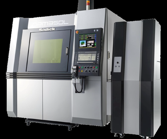 Sodick will display its OPM350L 3D printer at IMTS 2018.