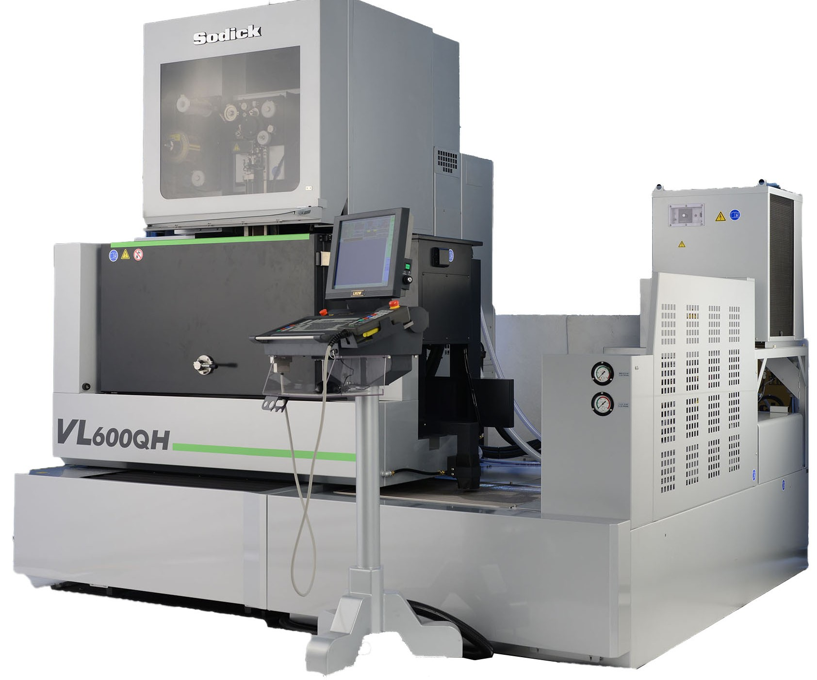Sodick will display its VL600QH EDM at IMTS 2018.