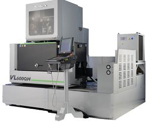Sodick will display its VL600QH EDM at IMTS 2018.